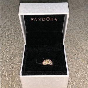 Pandora Silver Jewel Charm